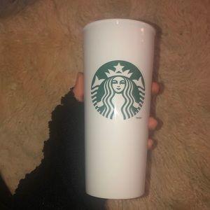 Starbucks ceramic travel mug brand new 16 oz